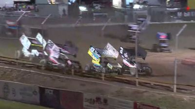 Feature Replay | All Star Sprints Friday at Attica