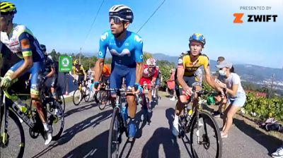 On-Board Highlights: 2021 Vuelta a España Stage 20