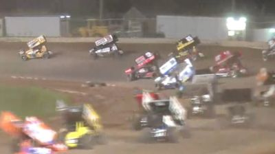 Feature Replay | IRA Sprints at Plymouth Dirt Track
