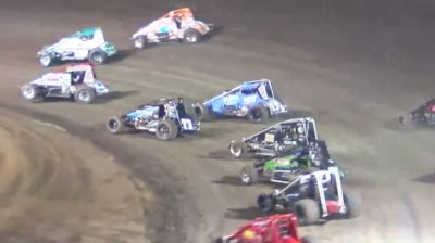 Feature Replay | USAC/CRA Sprints Saturday at Louie Vermeil Classic