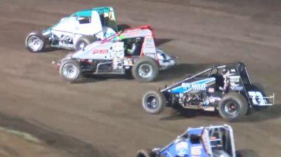 Highlights | USAC/CRA Sprints Saturday at Louie Vermeil Classic