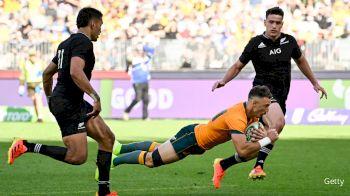 Highlight: New Zealand vs Australia (Bledisloe Cup - Test #3)