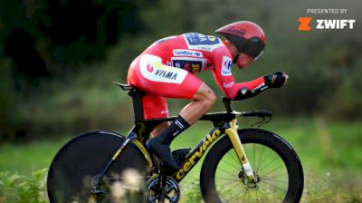 On-Site: A Hat Trick For Roglič At The 2021 Vuelta A España