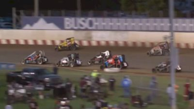 Heat Races | USAC Firemen's Nationals at Angell Park