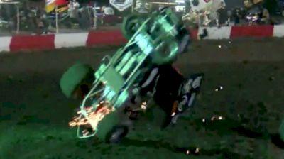 JJ Ringo Heat Race Roll At The Louie Vermeil Classic