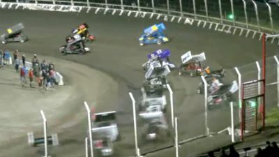 Feature Replay | Power Series Nationals Sunday at Huset's Speedway