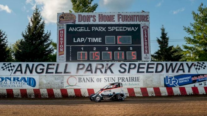 Six Years Later...Thorson Gets Angell Park Redemption