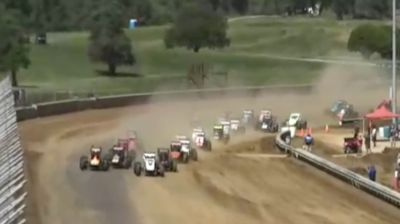 Feature Replay | USAC Ted Horn 100 at Du Quoin