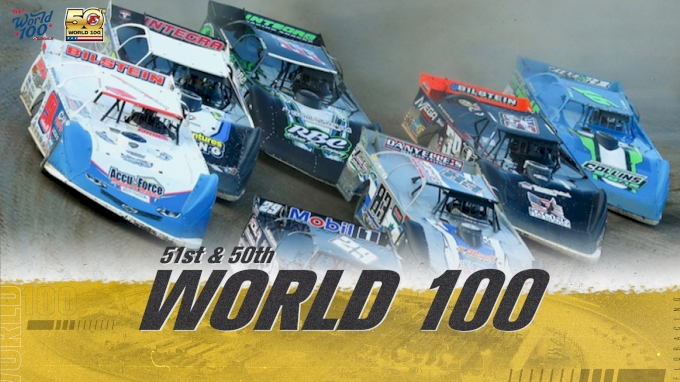 picture of 51st And 50th World 100 At Eldora