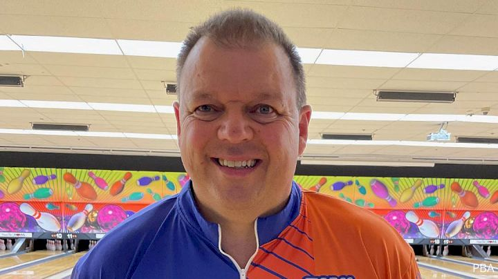 Hess Claims Senior U.S. Open For First PBA50 Title