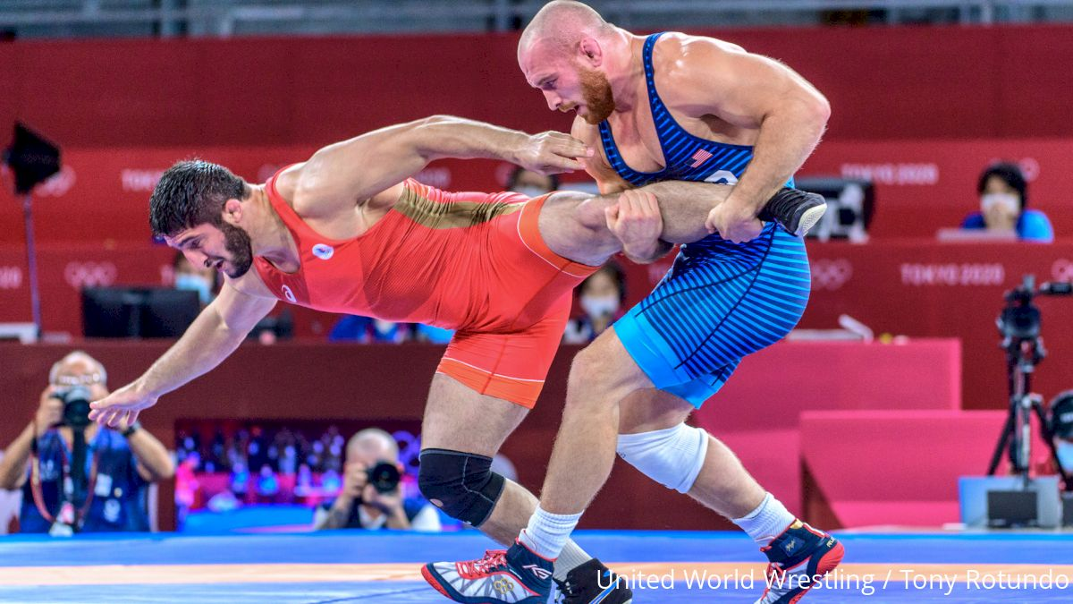 World Championship Entries Released