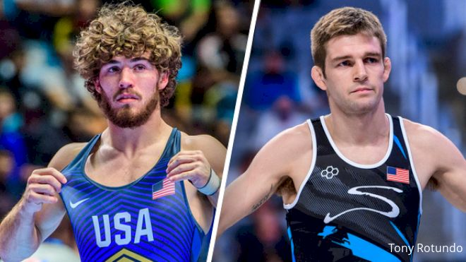 Men's Freestyle World Team Trials Pre-Seeds Released