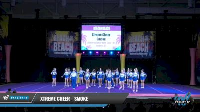 Xtreme Cheer - Smoke [2021 L6 International Open Coed - NT Day 2] 2021 ACDA: Reach The Beach Nationals