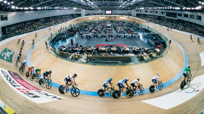 picture of 2021 USA Cycling Madison Track National Championships
