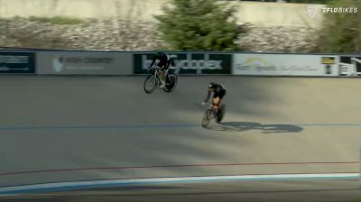 Replay: 2021 USA Cycling Collegiate Track Nationals - Day 2, Part 1