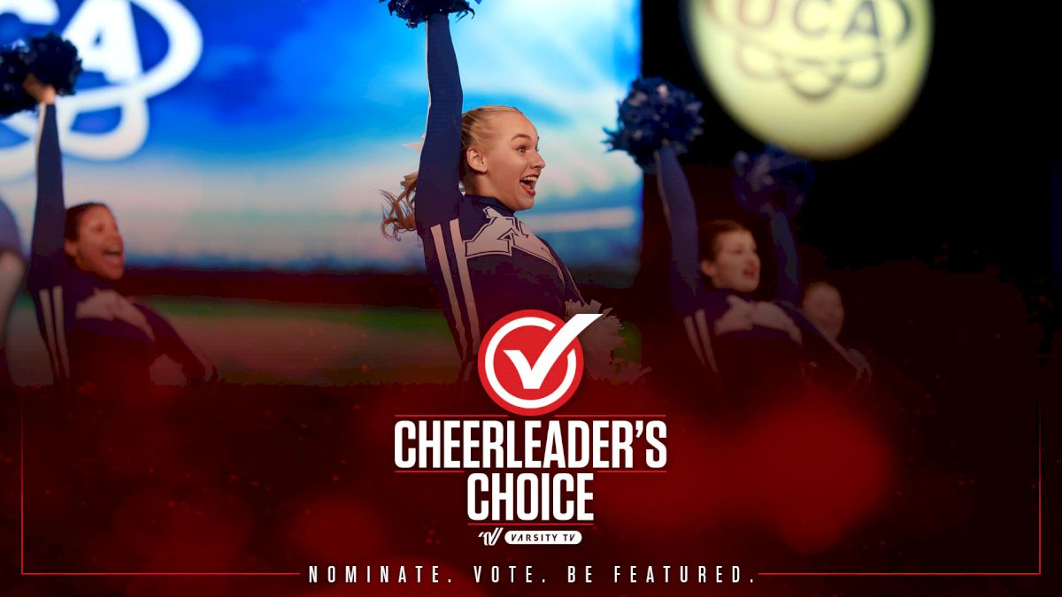 Vote Now For Your Favorite Spirit Squad To Be Featured On Varsity TV!