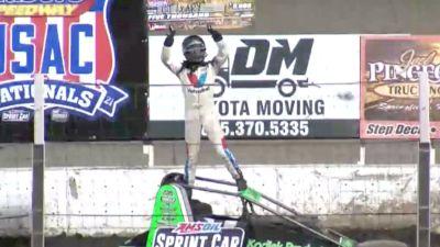 Recap | USAC Sprints Saturday at Huset's Speedway