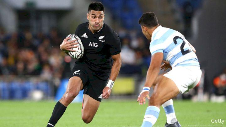 Highlight: New Zealand vs Argentina