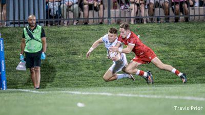 Replay: USA Eagles vs Canada | Sep 11