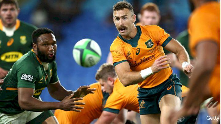 Replay: South Africa vs Australia