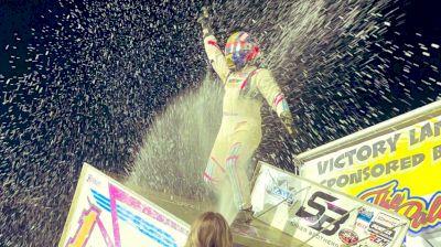 Logan Wagner Scores Unreal Tuscarora 50 Victory