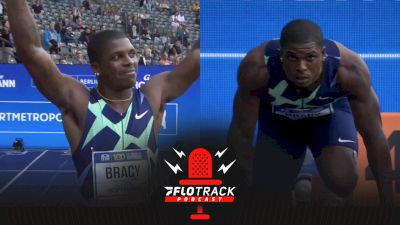 Marvin Bracy Keeps Hot Streak Alive With Another Sub-10 In Berlin