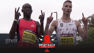 Edward Cheserek 2nd To Marc Scott In Half Marathon Debut At Great North Run