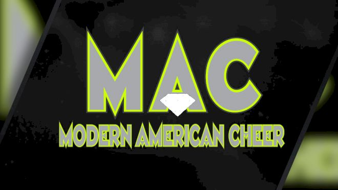 2021 Small Gym September: Modern American Cheer