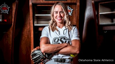 Two-Time All-American Miranda Elish Signs With Oklahoma State