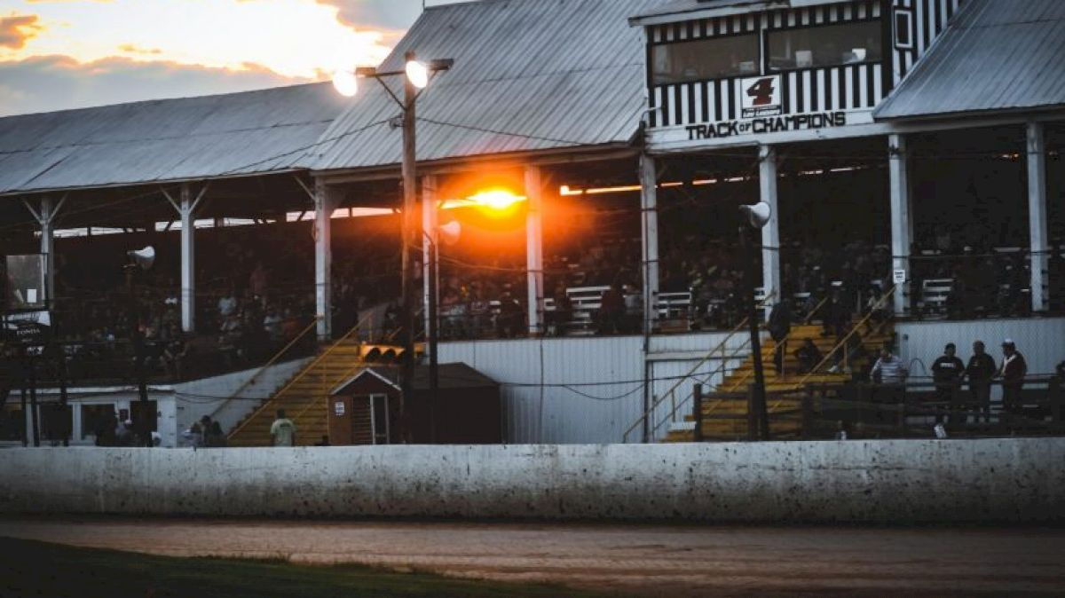 Fonda 200 Offers Largest STSS Modified Payout Ever