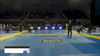 RAFAEL MANSUR vs SAMIR DAHAS 2019 Pan Jiu-Jitsu IBJJF Championship