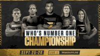 WNO Championships is Coming Sep 25-26, 2021