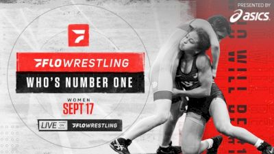 Replay: FloWrestling Women's Who's Number One Pr - 2021 FloWrestling Women's Who's #1 Press Conf | Sep 16 @ 1 PM