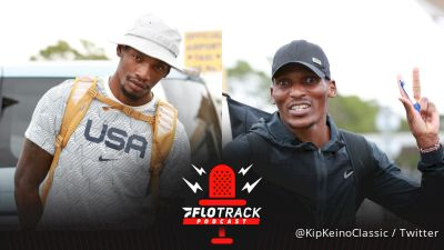 Fred Kerley Could Drop A Crazy Fast 200m At 6,000ft Elevation In Nairobi