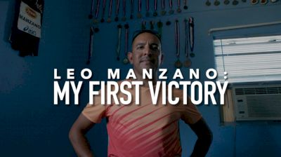 Olympic Runner Leo Manzano: My First Victory