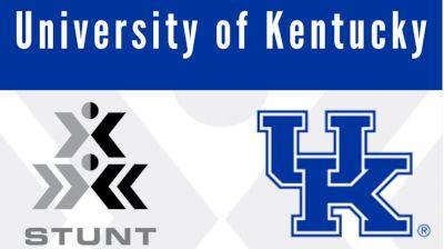 University Of Kentucky Takes On STUNT!