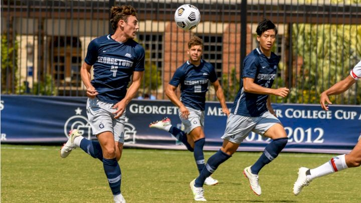 Big East Men's Soccer Preview: Conference Play Begins