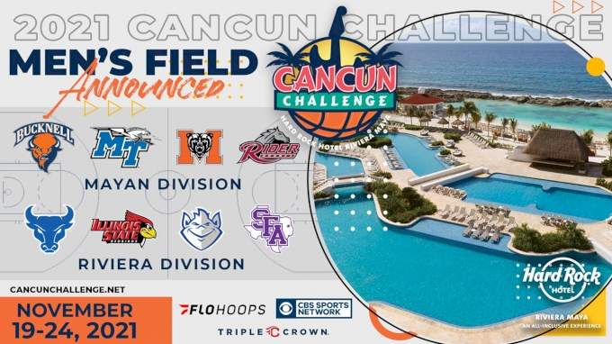 picture of 2021 Men's Cancun Challenge (Mayan Division)