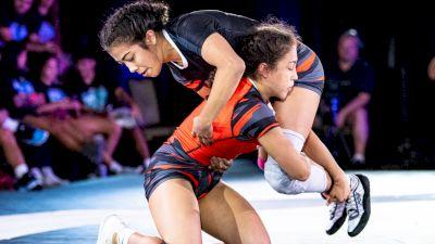 106 lbs WNO - Audrey Jimenez, Arizona vs Paige Morales, California