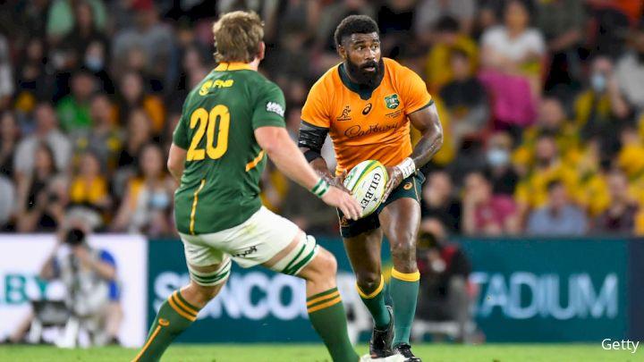 Replay: Australia vs South Africa