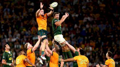 Highlight: Australia vs South Africa