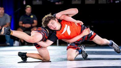 Wno - Bo Bassett, Pennsylvania vs Seth Mendoza, Illinois