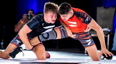 145 lbs WNO - Hunter Garvin, Iowa vs Jackson Arrington, Pennsylvania