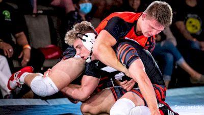 195 lbs Wno - Gavin Nelson, Minnesota vs Dylan Fishback, Ohio