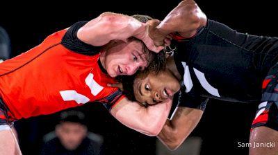 152 lbs Wno - Caleb Henson, Georgia vs Jordan Williams, Oklahoma