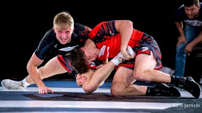160 lbs Wno - Levi Haines, Pennsylvania vs Josh Barr, Michigan