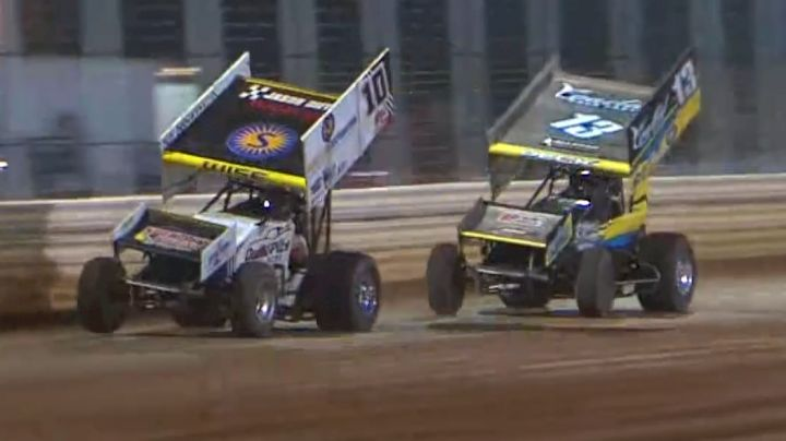 Highlights From ASCoC Dirt Classic At Lincoln