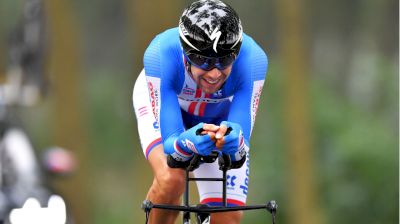 Replay: 2021 UCI Road World Championships - Men Elite Time Trial