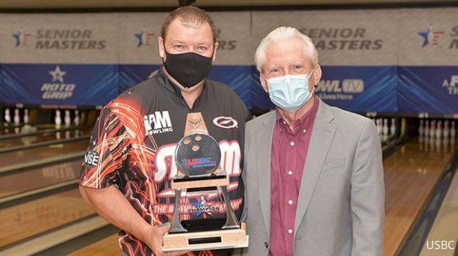 Tom Hess Wins Senior Masters, Locks Up PBA50 Honors