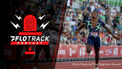 Bromell And Kerley Set PRs In Final Meet | The FloTrack Podcast (Ep. 347)